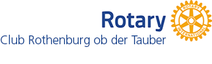 Logo - Rotary Club Rothenburg ob der Tauber
